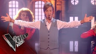 Download Yaroslav Performs 'Largo Al Factotum': The Final | The Voice Kids UK 2018 Video