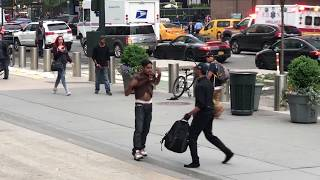 """Download NYC ″Street Fight"""" Video"""