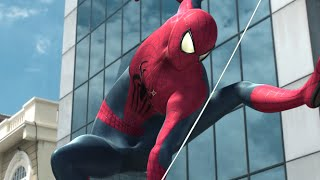 Download The AMAZING SPIDER-MAN in Real Life - Parkour, Flips & Swings Video