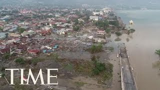 Download The Aftermath Of Indonesia's Devastating Earthquake | TIME Video