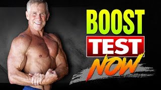 Download How To Increase Testosterone Naturally After 50 (BOOST TEST NOW!) Video