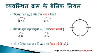 Download Reasoning Sitting Arrangement - ( basic Concept ) Video