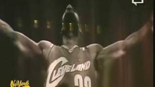 Download LeBron James Answer to Kobe Bryant by Lil Wayne - LeBron James by Debonair Video
