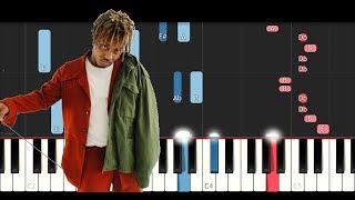 Download Juice WRLD - Lucid Dreams (Forget Me) (Piano Tutorial) Video