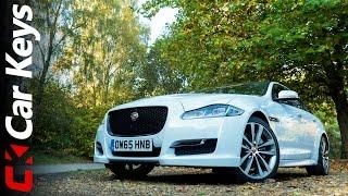 Download Jaguar XJ 4K 2016 review - Car Keys Video