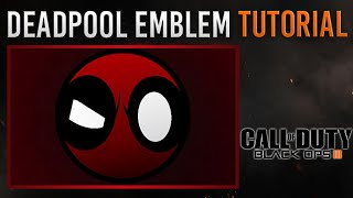 Download Black Ops 3 - cool & easy Deadpool Emblem Tutorial | very simple Video