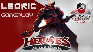 Download Heroes of the Storm (Gameplay) - Leoric Not-a-W Build (HotS Leoric Gameplay Quick Match) Video