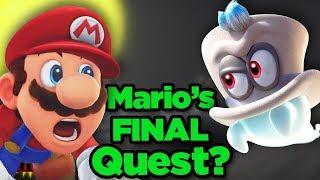 Download Is This MARIO'S LAST ADVENTURE?!   Super Mario Odyssey Video