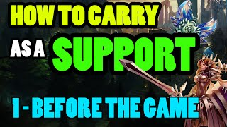 Download HOW TO CARRY AS A SUPPORT 1 : Before the game Video