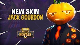 Download *NEW* Jack Gourdon Skin!! - Fortnite Battle Royale Gameplay - Ninja Video