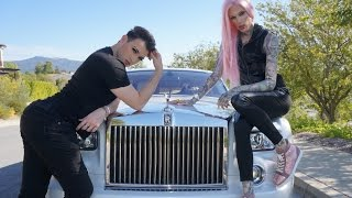 Download GET READY IN MY ROLLS ROYCE feat. MannyMUA Video