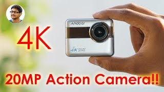 Download 20MP 4K Action Camera for only 5000Rs!! Video