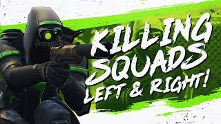 Download 18 KILL SOLO SQUADS! RIDICULOUS SNIPES... (Fortnite BR Full Match) Video