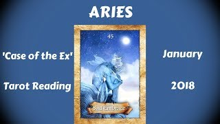 Download Aries **Case of the Ex** January 2018 Video