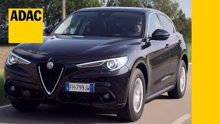Download Autotest Alfa Romeo Stelvio I ADAC 2017 Video