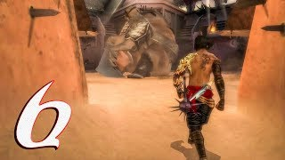 Download The Lower City Rooftops, The Arena, The Arena Tunnel - Prince of Persia: The Two Thrones - Part 6 Video