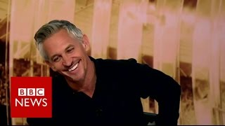 Download How Gary Lineker lived Leicester fairytale - BBC News Video
