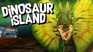 Download CRAZIEST DINOSAUR GAME YET... - Dinosaur Island Gameplay Video