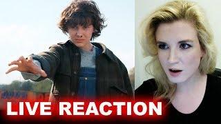 Download Stranger Things Season 2 Final Trailer REACTION Video