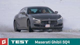 Download Maserati Ghibli SQ4 - TEST - GARAZ.TV - Rasto Chvala Video