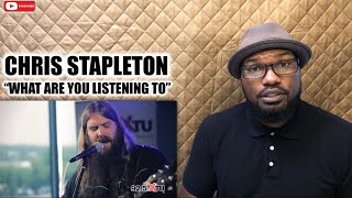 """Download CHRIS STAPLETON """"WHAT ARE YOU LISTENING TO"""" 