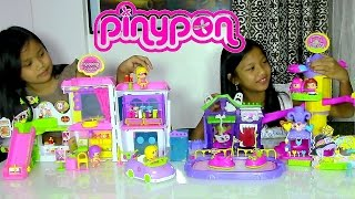 Download Pinypon Theme Park, Pinypon Shopping Center and Car - Kids' Toys Video