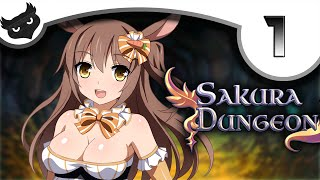 Download Dungeons & Double D's! | SAKURA DUNGEON [Ep 1] | Gameplay / Walkthrough Video