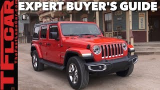 Download Watch This Before You Buy A New Wrangler: 2018 Jeep Wrangler JL Expert Buyer's Guide Video