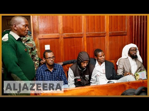 Kenya court convicts three men over Garissa University massacre