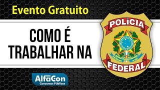 Download Como é Trabalhar na PF? Carreiras Policiais #1 - AlfaCon Video