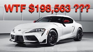 Download I Tried to Buy the 2020 Toyota Supra...(DEALERSHIP SCAM EXPOSED) Video