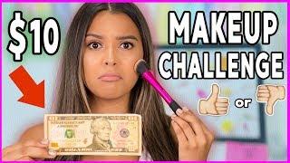 Download Full Face DRUGSTORE Makeup UNDER $10 Challenge! Poop or Woop? Natalies Outlet Video
