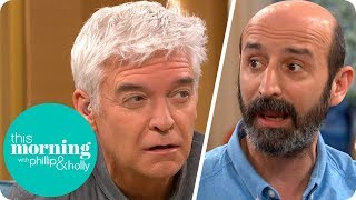 Download Phillip Is Absolutely Baffled by the Men Who Believe the Earth Is Flat | This Morning Video