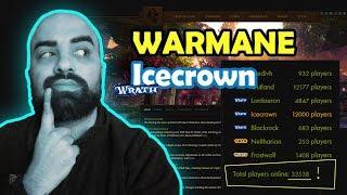 Download Opinión servidor privado WOW warmane Icecrown 3.3.5 Video