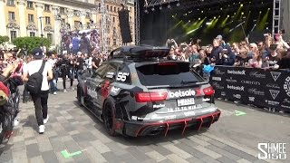 Download Gumball Gets Started - Stockholm to Oslo [Gumball 2015 Day 1] Video