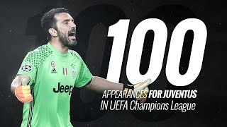 Download Buffon: Champions League centurion Video