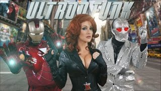 Download Ultron Funk   Avengers Age of Ultron Song Parody   Screen Team Video