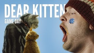 Download Dear Kitten: Regarding the Big Game (TEASER) – Purina® Friskies Video