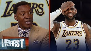 Download Isiah Thomas explains how the NBA has failed LeBron James | NBA | FIRST THINGS FIRST Video