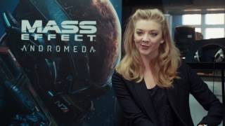 Download MASS EFFECT: ANDROMEDA – Natalie Dormer as Dr Lexi T'Perro Video