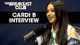 Download Cardi B Opens Up About Her Pregnancy & Why She Kept It Hidden Video