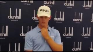 Download Brandon Stone at Dunhill Championship Video