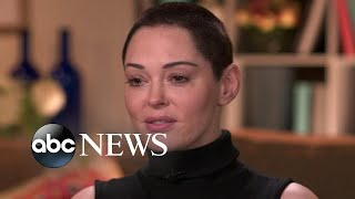 Download Rose McGowan and other alleged victims of Harvey Weinstein react to arrest Video