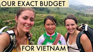 Download How to travel VIETNAM (exact budget/costs)? Video