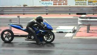 Download Dre's GSXR1000 wheelies Video
