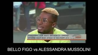 Download BELLO FIGO vs ALESSANDRA MUSSOLINI Video