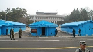 Download The Surreal and Very Real DMZ-Walking Into North Korea (With DMZ Facts/Figures) Video