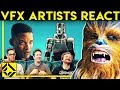 VFX Artists React to Bad & Great CGi 11