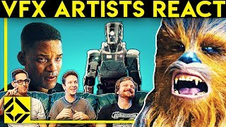 Download VFX Artists React to Bad & Great CGi 11 Video