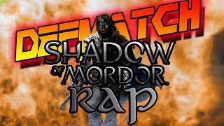 Download Shadow Of Mordor |Rap Song Tribute| DEFMATCH - ″We are Mordor″ Video
